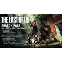 The Last Of Us Seasson Pass Mas De 60 Dólares En Dlc!