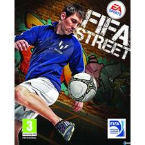 Juego Fifa Street Ps3, Sellado Nuevo, Ultima Pieza