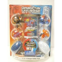 Mega Bloks 95109 Dragons Universe 5 Dragon Battle Pack 1