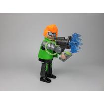 Playmobil Figura Agente Secreto Policia Ciudad Retromex