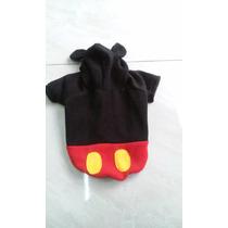Sudadera Mickey Mouse Talla 2 Para Perro