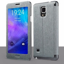 Funda Tipo Libro Note 4 Touch Series Usams Carcasa Protector