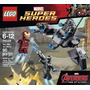 Iron Man Vs Ultron Super Heroes Avengers Marvel Lego