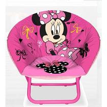 Silla Mini Platillo Disney Minnie Mouse 23 Pulgadas