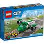 Lego City Airport Aeropuerto Avión De Carga 60101