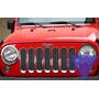 Rejillas Parrilla Jeep Jk Wrangler 2007-2015 Kit 7 Piezas