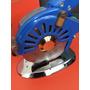 Maquina Cortadora De Tela Circular De Doble Velocidad