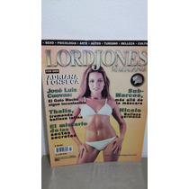 Adriana Fonseca Revista Lordjones Magazine