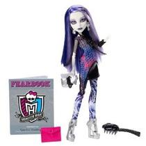 Monster High Imagen Día Spectra Vondergeist Doll