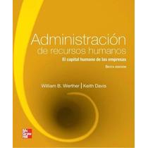 Libro: Administración De Recursos Humanos Pdf