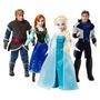 Set Especial De Frozen Mas Olaf De Regalo Originales Disney