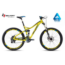 Bordeaux 160 Enduro 1 2016 Bicicleta Doble Suspension Aire