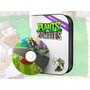 Ki-018 Kit Imprimible Y Editable Plantas Vs Zombies
