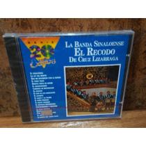 La Banda Sinaloense El Recodo. Serie 20 Exitos. Cd.