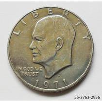 Dollar Eisenhower 1971 Ceca D. $90