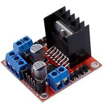Qunqi Drive Regulador Del Motor De L298n Módulo Del Tablero