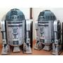 R2-d2 Tamaño Natural De  Starwars (para Armar En Papel)