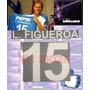Estampado Cruz Azul Local 2004 L. Figueroa #15