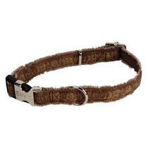 Collar De Perro - Hippy 15x 260-400mm Brownx 1 Moda