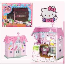 Hello Kitty Casa De Princesas
