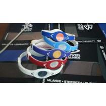 Pulsera Power Balance Duo Nueva Si Compras 2 El Envio Gratis