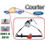 01-13 Ford Courier Elevador Electico Con Motor Izquierdo