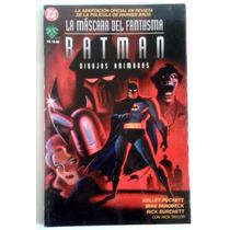 Comic Batman La Mascara Del Fantasma