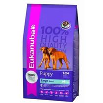 Eukanuba Cachorro Raza Grande 20kg (envio Gratis Df)