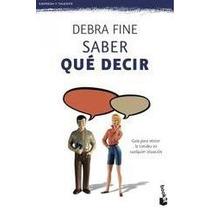 Saber Que Decir-ebook-libro-digital