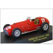 Ferrari Panini 40 375 1951 Piloto José Froilan González
