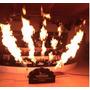 Pirotecnia Maquina De Flama Para Escenario 5 Flamas En 1