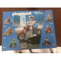 Playmobil Sports & Action (moto) 5527