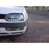 Faros Golf A3 Led  1993 1994 1995 1996 1997 1998 1999