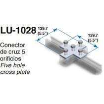 Conector Cruz Para Unicanal 14 X 14 Cm Cross Line