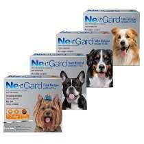 Nexgard Anti Pulgas Y Garrapatas Masticable Para Perro 2-4kg