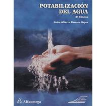 Libro: Potabilización Del Agua Jairo Alberto, Pdf