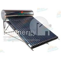 Calentador Solar 240 Litros. Acero Inoxidable