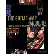 Guitarra Amplificador Manual - Amplificadores De Tubo De Com