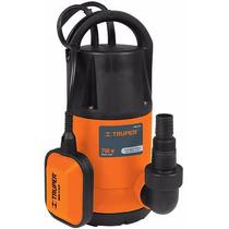 Bomba Sumergible De 3/4 Hp Para Agua Limpia Truper
