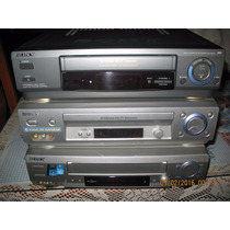 Video Caseterasvhs Sony 6 Cabezas Hi-fi Stereo,oferta