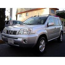 Nissan X-trail 2006 5p Slx Aut Piel