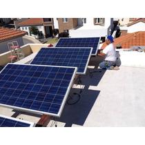 Panel Solar 255w, Bombeo Solar, Interconexion Cfe, Poste Sol
