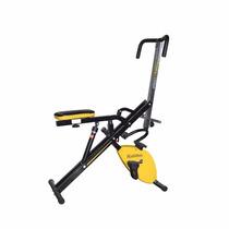 Crunch Bicicleta Magnetica Body Evolution Hidraulica