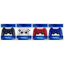 Control Joystick Sony Dualshock Ps3 Color Original Blister