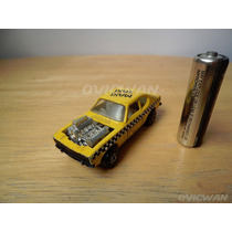Carro Escala Maxi Taxi Matchbox Rolamatics 1973 Lesney Ce76