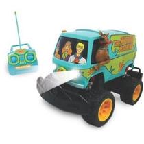 Nkok Scooby Doo Rc Off-road Mystery Machine