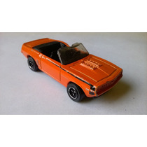 Camaro Ss-396 1969 De Matchbox 1:64