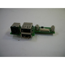 Jack Power Conector Corriente Usb Dell 1526 48.4w006.021