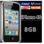 Iphone 4s 8gb Libre De Fabrica