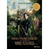 El Hogar De Miss Peregrine Para Niños Peculiares *4mx
